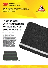 3M Safety Walk Universal nachleuchtend Typ 1