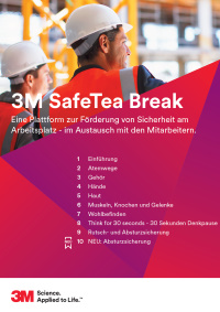 3M SafeTea Break