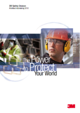 3M Arbeitsschutz Produktkatalog