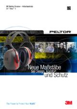 3M Peltor X Serie