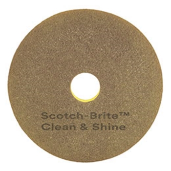 Neu: Scotch-Brite Clean & Shine Maschinenpads