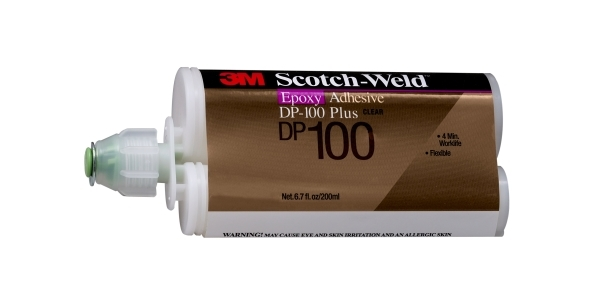 3M Scotch-Weld DP100 PLUS und DP420 NS